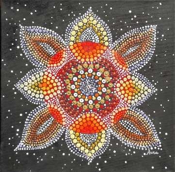 Tarp žvaigždių, 30x30.