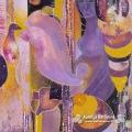 """""""ANGELO GIMIMAS"""", 80x80, akrilas, drobė."""